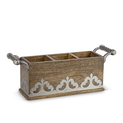 GG Collection Heritage Flatware Caddy
