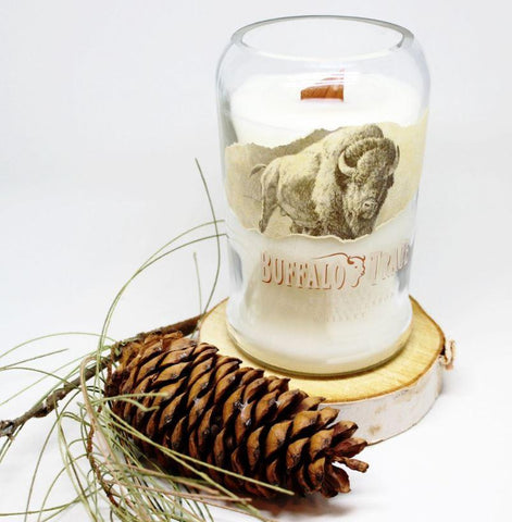 Buffalo Trace Bourbon Candle