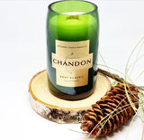 Chandon Brut Champagne Candle