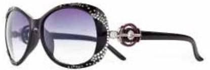 Designer Swarovski Crystal Darling Sunglasses