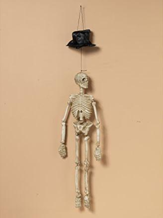 Spooky Motion Activated Hanging Skeleton