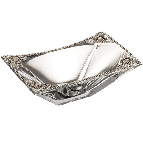 ALC Imperial Filigree Rectangle Bowl