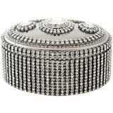 ALC Princess Collection Oval Jewelry Box