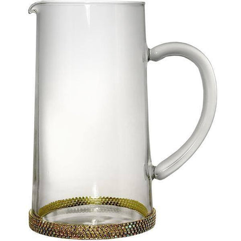ALC Princess Collection 40 oz Glass Pitcher