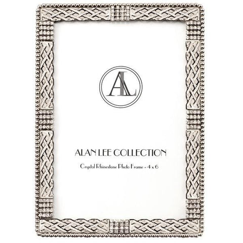 ALC Imperial Filigree 4 x 6 Picture Frame