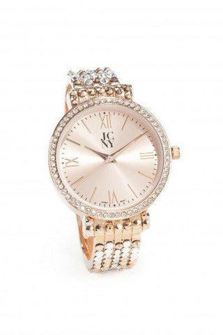 Designer Swarovski Crystal Maya Watch