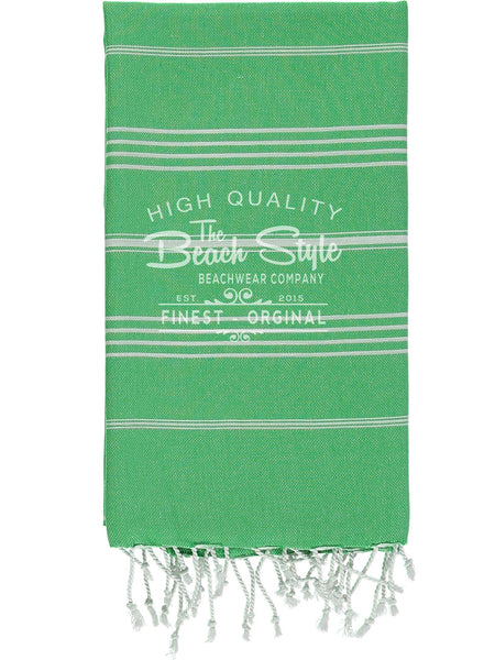 De la mer Turkish Towel