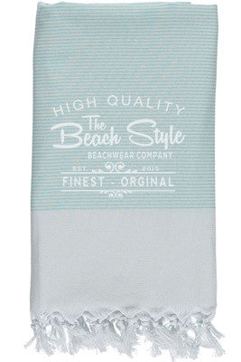 Marine Turkish Towels