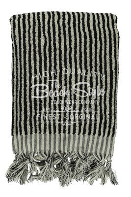 Zebra Soft Cotton Bath Towel