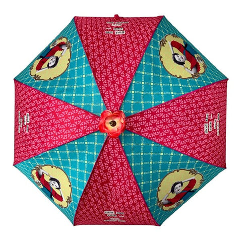 Soake Darling Divas Sod the Rain Boutique Umbrella
