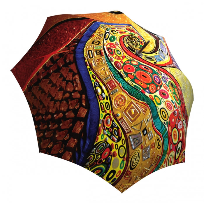 La Bella Klimt Stick Umbrella