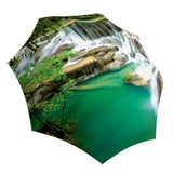 La Bella Thailand Waterfall Automatic Umbrella