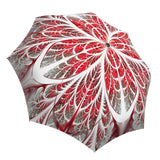 La Bella Winter Wonderland Automatic Umbrella