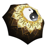 La Bella Yin Yang Automatic Umbrella