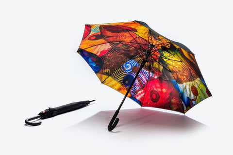 Chihuly Classic Stick Umbrella