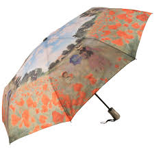 Soake Galleria Monet Poppy Field Folding