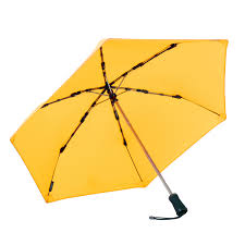 Hedgehog Carbon V2 Sunshine Yellow Umbrella