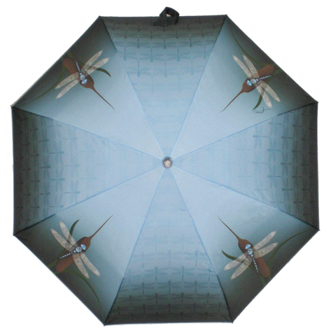 Springs Finale Dragonfly Umbrella