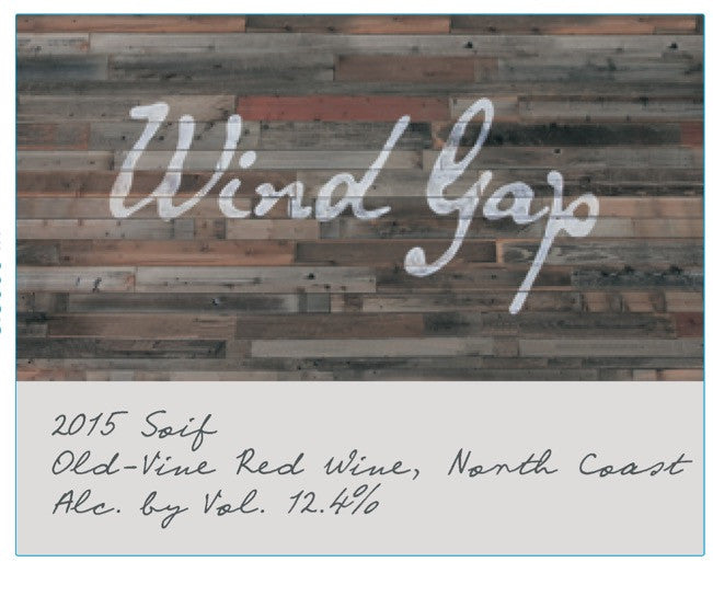 "Wind Gap ""Soif"" 2015  #1-2016"