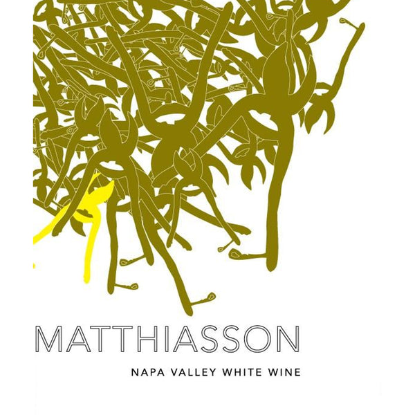 #1 Matthaisson Napa Valley White Wine 2014