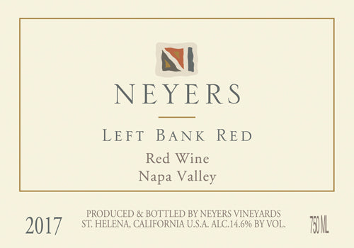 #6 Neyers Left Bank Red 2017