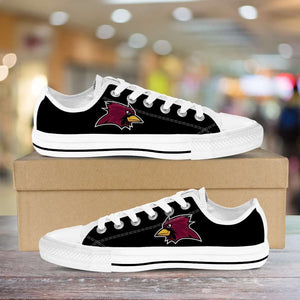 Designs by MyUtopia Shout Out:Arizona Cardinals Fan Art Canvas Lowtop Shoes