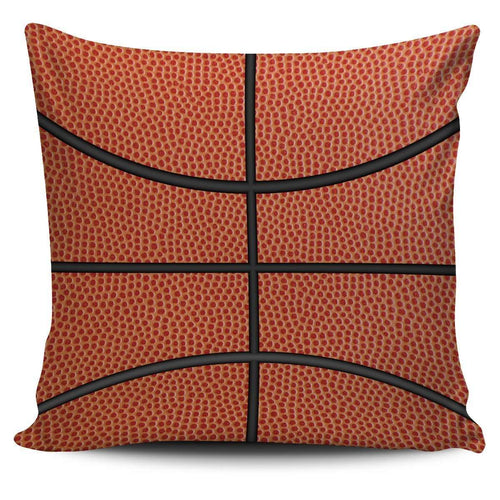 Designs by MyUtopia Shout Out:Basketball Pillowcase