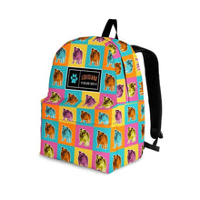 Load image into Gallery viewer, Designs by MyUtopia Shout Out:Bulldogs Backpack