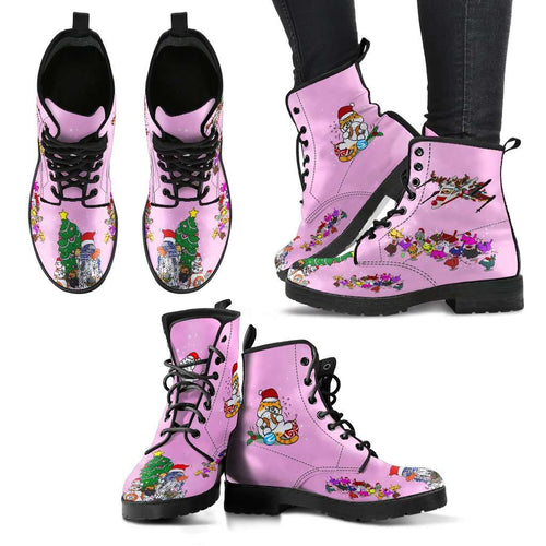 Designs by MyUtopia Shout Out:Christmas Nekos Boots