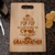Designs by MyUtopia Shout Out:Cool Grandpa Personalized with Nickname Engraved Maple Cutting Board,🌟  Best Value 9 3/4″ X 13.5″ / Maple,Cutting Board