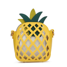 Load image into Gallery viewer, Designs by MyUtopia Shout Out:Cowgirl Trendy Cute Pineapple Fruit Mini Crossbody Bag