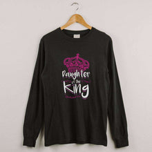 Load image into Gallery viewer, Designs by MyUtopia Shout Out:Daughter of the King Adult Unisex Sweatshirt