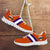 Designs by MyUtopia Shout Out:Diehard Clemson Fan Running Shoes,Kid's / 11 CHILD (EU28) / Orange/Violet/White,Running Shoes