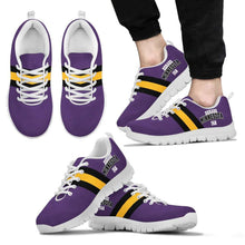 Load image into Gallery viewer, Designs by MyUtopia Shout Out:Diehard Minnesota Fan Running Shoes