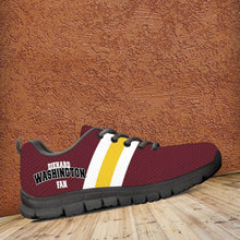 Load image into Gallery viewer, Designs by MyUtopia Shout Out:Diehard Washington Redskins Fan Running Shoes
