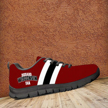 Load image into Gallery viewer, Designs by MyUtopia Shout Out:Diehard Wisconsin Fan Running Shoes