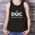 Designs by MyUtopia Shout Out:Disciple of Christ Ultra Cotton Unisex Tank Top,Black / S,Tank Tops