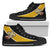 Designs by MyUtopia Shout Out:Fan Art New Orleans Canvas High Top Shoes