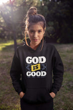 Load image into Gallery viewer, Designs by MyUtopia Shout Out:God Is Good Core Fleece Pullover Hoodie