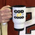 Designs by MyUtopia Shout Out:God Is Good Faith Travel Mug