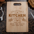 Designs by MyUtopia Shout Out:Grandma's Kitchen Love Baked Into Every Bite Personalized Engraved Maple Cutting Board