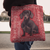 Designs by MyUtopia Shout Out:Humourous Dachshund Fabric Totebag Reusable Shopping Tote