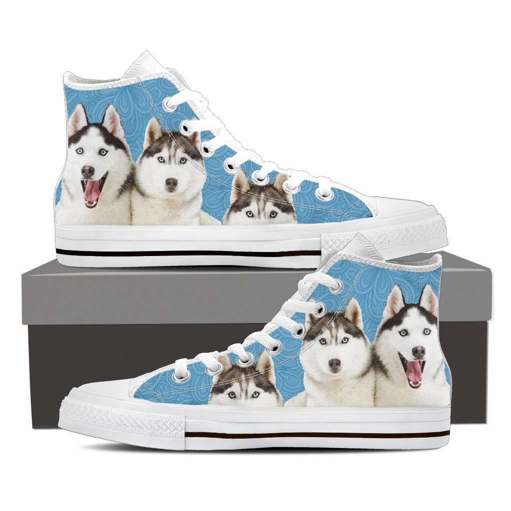 husky puppies shoes