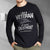 Designs by MyUtopia Shout Out:I Am A Veteran My Oath of Enlistment Has No Expiration Long Sleeve Ultra Cotton T-Shirt