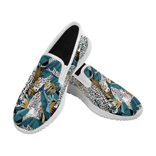 Load image into Gallery viewer, Designs by MyUtopia Shout Out:Jungle Leopards slip-on sneakers,US6 / EU36 / DG262191DXH1461D,Slip on sneakers