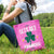 Designs by MyUtopia Shout Out:Let's Get Shamrocked Fabric Totebag Reusable Shopping Tote