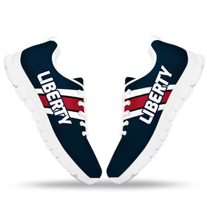 Designs by MyUtopia Shout Out:Liberty Fan Running Shoes