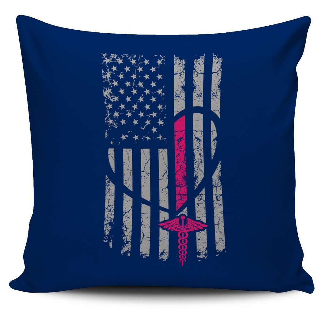 Designs by MyUtopia Shout Out:Love Nursing and USA Pillowcase