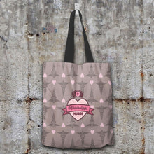 Load image into Gallery viewer, Designs by MyUtopia Shout Out:Mississippi Nurse Fabric Totebag Reusable Shopping Tote