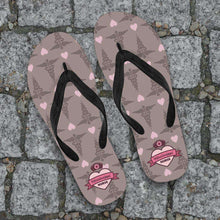 Load image into Gallery viewer, Designs by MyUtopia Shout Out:Mississippi Nurse Flip-Flops
